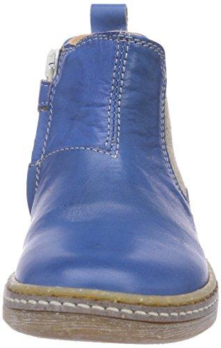 OCRA 494VS Unisex-Kinder Kurzschaft Stiefel Blau (LEGEND)