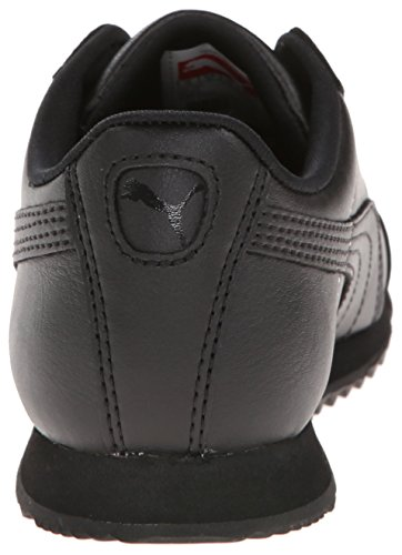 Puma Roma Basic Jr Synthétique Baskets noir/noir