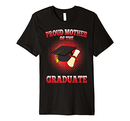 Stolze Mutter der Graduate Shirt GAP Gewand Graduation