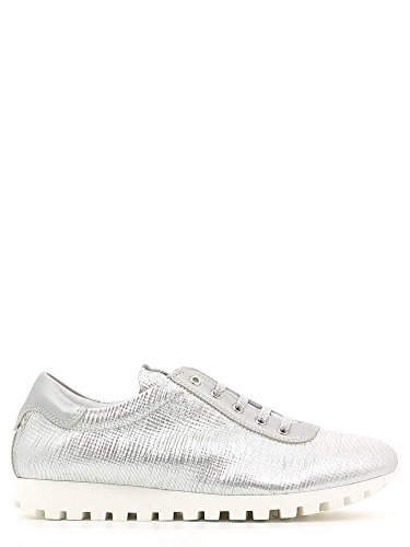 Grace shoes ROCCIA 01 Sneakers Donna Argento 35