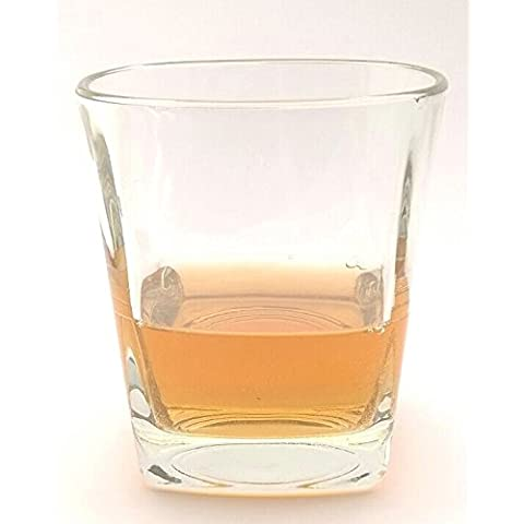 6vasos de Whisky–Legend–280ml–Sables & Reflets