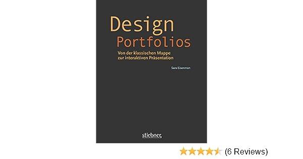 Design Portfolios Von Der Klassischen Mappe Zur Interaktiven