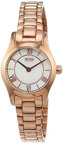 Hugo Boss–Reloj de Pulsera analógico para Mujer Cuarzo Acero Inoxidable 1502378