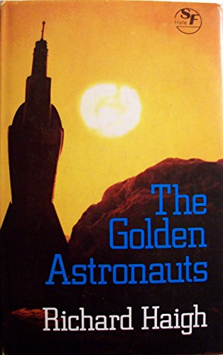 book cover of Golden Astronauts