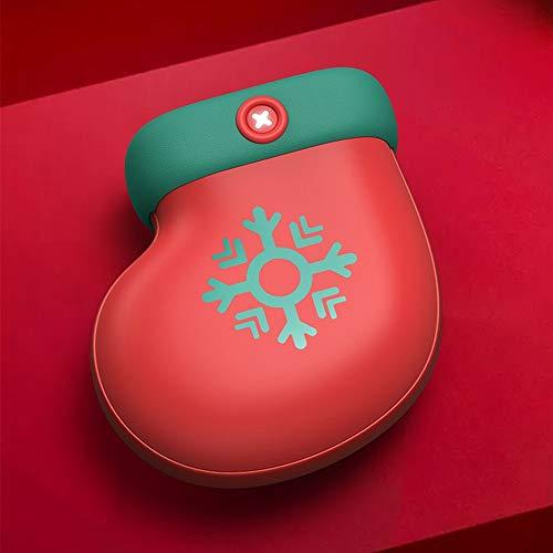 OPPP Wiederaufladbare Handwärmer Weibliches Wieder aufladbares tragbares Multifunktionsnettes kleines Mädchen der Handwärmer mit aufladendem Schatz des Mini-USB aufladbaren elektrischen Handwärmer, B
