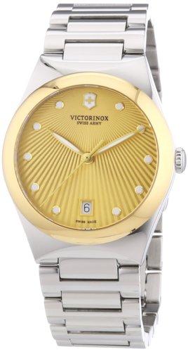 Victorinox Swiss Army - 241633 - Montre Femme - Quartz Analogique - Aiguilles lumineuses - Bracelet Acier Inoxydable Argent