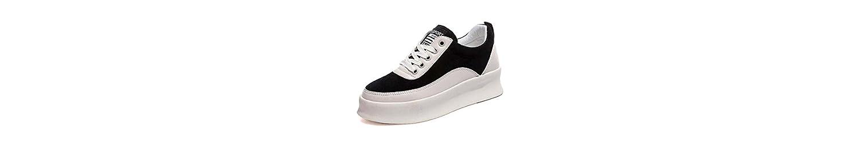 Zapatos atléticos Planos de Las Mujeres Zapatos Casuales comodines Cómodos Zapatos Corrientes Antideslizantes... -