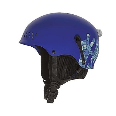 K2skis Helm Entity Children's Helmet, Blue - XSmall