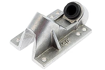 Randal R-II silver 50° Baseplate