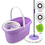 Cozylife by Smile Mom, Spin Mopper Floor Cleaner with Bucket Set Offer - Best Reviews Guide