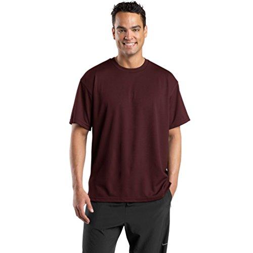 Sport-Tek Dri-Mesh Short Sleeve T-Shirt. K468