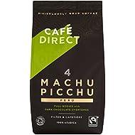 Cafédirect Machu Picchu Organic Fairtrade Ground Arabica Coffee 227g (Pack of 2)