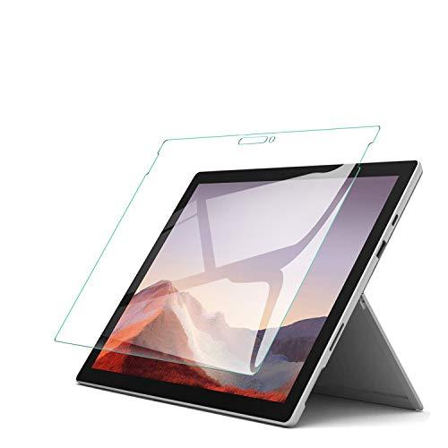 Yocktec Panzerglasfolie Displayschutzfolie für Microsoft Surface Pro 7, ultradünne 9H Härte gehärtetes Glas Displayfolie für Microsoft Surface Pro 7 (1 Packung)