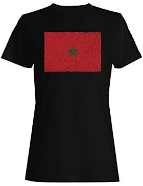 Nueva Bandera De Malta Arte camiseta de las mujeres i230f