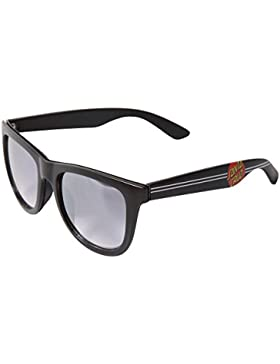 Santa Cruz Classic Dot Sunglasses Black N/A