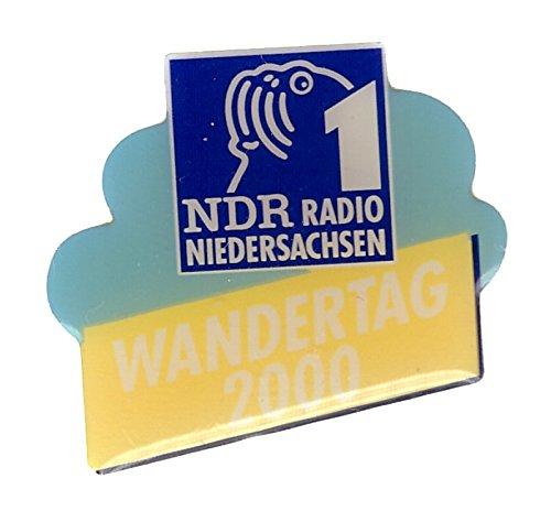 NDR 1 - Radio Niedersachsen - Wandertag - Pin aus Metall