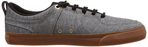 DC Shoes Lynx Vulc Tx Se M Shoe, Baskets Basses homme Gris - Grau (GTE)