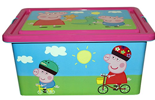 Peppa-Pig-Contenedor-7-litros-con-tapa-y-cierres-caja-organizadora-Stor-04414