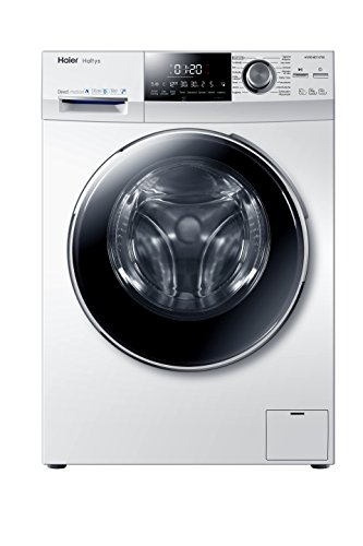 Haier HW80-BD14756 Waschmaschine FL Smart Dosing/A+++ / 98 kWh/Jahr / 1400 UpM / 8...