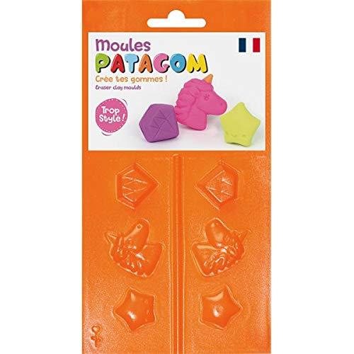 Graine Créative Stampi per Gomma da Modellare Patagom - Unicorno