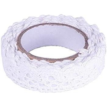 Sticky Paper Lace selbstklebende Washi Tape Aufkleber Scrapbooking Home Decor de