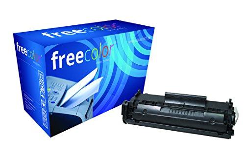 Preisvergleich Produktbild freecolor 0263B002 für Canon Fax L-100, Premium Tonerkartusche, wiederaufbereitet, 2.000 Seiten, 5 Prozent Deckung, BLACK