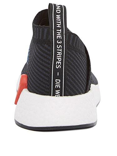 Adidas Originals Nmd_cs2 Pk, Noyau Noir-carbone-rouge Noir