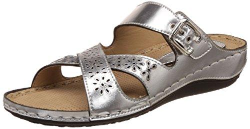 Catwalk Women's Leather Slippers