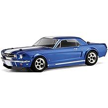 HPI Racing 104926 parte de juguete - Radio-Controlled (RC) model parts (Sprint 2 Sport Ford Mustang Falken Tire 2013 Ford Mustang Chevrolet Camaro 1969, Azul)