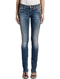 Replay Hyperflex Damen Straight Leg Jeans Vicki
