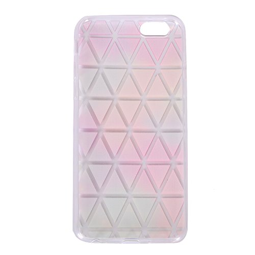 iphone SE/5/5S Handyhülle,iphone SE/5/5S Silikon Hülle,Cozy Hut 3D Handyhülle Muster Case Cover Für iphone SE/5/5S Liquid Crystal Ultra Dünn Crystal Clear Transparent Handyhülle Soft Cover Premium Ant Diamant