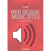 Web Design: Music-Sites (Icons)