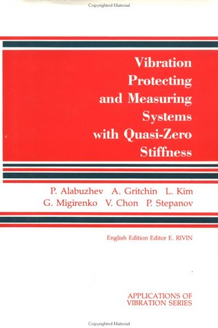 Vibration Protection And Measuring Systems With Quasi-Zero Stiffness (Applications of Vibration Series)