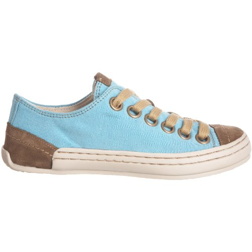 Fly London Seven, Sneakers Basses Adulte Mixte Turquoise