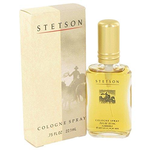 Coty STETSON by Cologne Spray .75 oz/22 ml (Men)