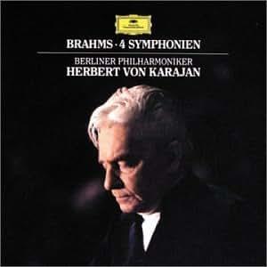 Brahms-Karajan-4 Symphonies/Va