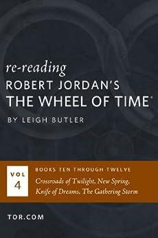 Wheel of Time Reread: Books 10-12 par [Butler, Leigh]