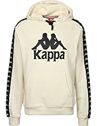 Kappa U Hoody Tello Beige Black