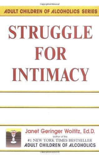 Struggle For-- Intimacy