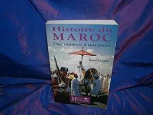 vignette de 'Histoire du Maroc (Bernard Lugan)'