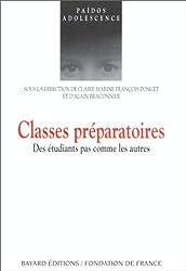 CLASSES PREPARATOIRES. Des étudiant pas comme les autres
