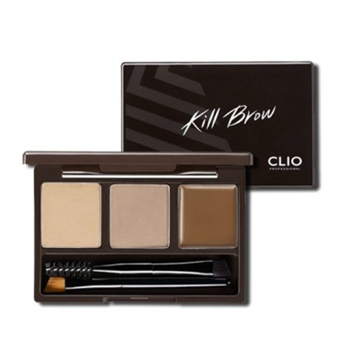 Clio Kill Brow Conte Powder Kit by