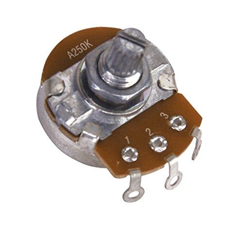 Audio Cono Potenziometro Di Mini Volume 250k Chitarra Pot