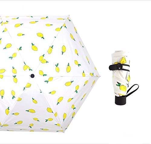 Switty Mini Compact Sun pluie Parapluie pliant–léger Portable extérieur Switty