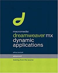 Macromedia Dreamweaver 8 with ASP, PHP, and ColdFusion, w. CD-ROM: Advanced Training from the Source