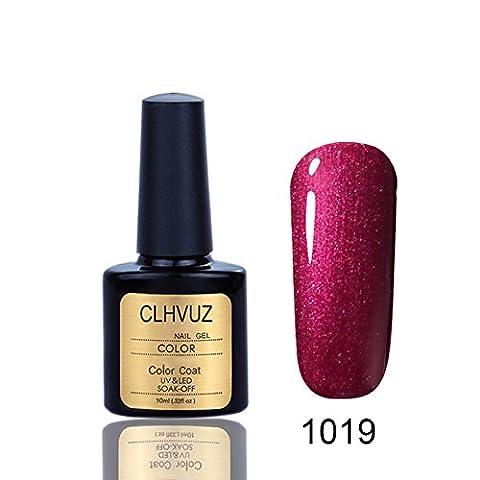 NS Marke New Muti (Zulu) Farbe Gel Nagellack Set Soak-off-UV-LED Maniküre Nail Art Starter Kits 10 ml (Weihnachten Acryl Nail Art)