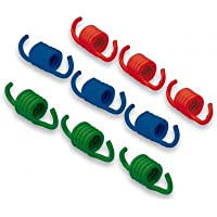 MALOSSI - 60964 : SET 9 muelles SP Malossi para embrague OEM Verde/Blue/