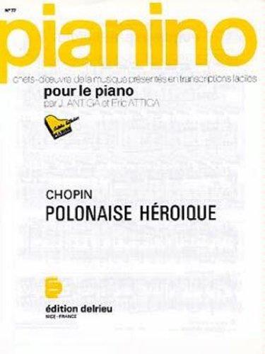 Polonaise héroïque - Pianino 77