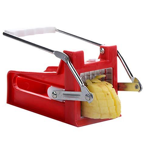 hook.s Küchen-Handstoß-Kartoffelschneider, Küchen-manuelles Kartoffelschneiden, Hackgerät für das Kochen