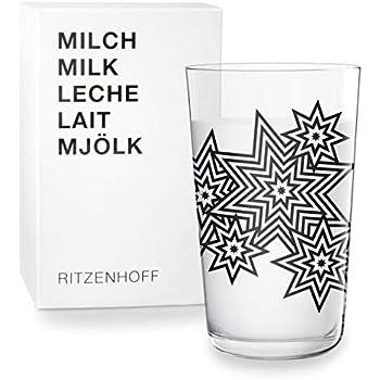 in Cristallo RITZENHOFF 250 ml Bicchiere da Latte Next Milk di Limited Glas Sieger Design